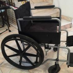 Carucior pentru persoane cu handicap ROWER. - Scaun cu rotile