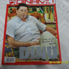 Revista Dinamo aug. 2008