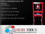 Presa hidraulica 6T