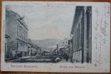 Resita , circulatie austro - ungara , 1903 , clasica, Circulata, Printata