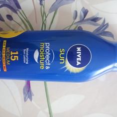 Lotiune Nivea protect&moisture - Protectie solara
