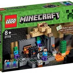 LEGO MINECRAFT Temnita 21119