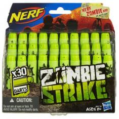 Munitie Zombiestrike 30 Deco Dart Refill - Pistol de jucarie Hasbro
