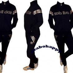 Trening Adidas dama. - Trening dama Adidas, Marime: L, XL, Culoare: Bleumarin, Bumbac