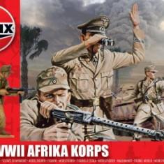 Kit Constructie Si Pictura Soldat Afrika Korps - Set de constructie Airfix