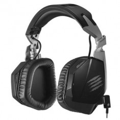Casti Gaming Mad Catz F.R.E.Q. 3 Stereo 3.5 Mm - Casca PC Mad Catz, Casti cu microfon