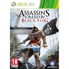 Joc Assassin's Creed IV Black Flag Special Edition XBox 360 - Jocuri Xbox 360, Actiune, 18+
