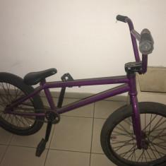 Bmx Academy Aspire - Bicicleta BMX, 21 inch, 20 inch, Numar viteze: 1