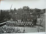 Gheorghiu Dej in vizita si defilare de 23 August , 2 fotografii