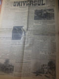 Ziarul universul 25 iunie 1942-maresalul antonescu inspecteaza trupele romane
