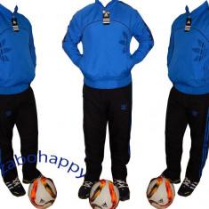 Trening Adidas Fas pentru barbati! - Trening barbati Adidas, Marime: S, Culoare: Albastru, Microfibra