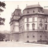 Oradea tribunalul,Nagyvarad Igazsagugyi palota ilustrata perfecta circulata 1917