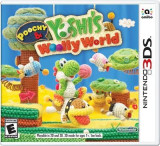 Poochy And Yoshi's Wooly World Nintendo 3Ds, Actiune, Toate varstele, Single player