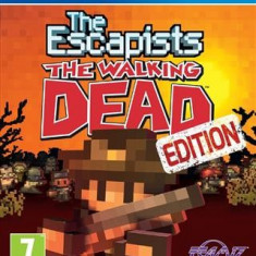 The Escapists The Walking Dead Ps4, Actiune, 18+