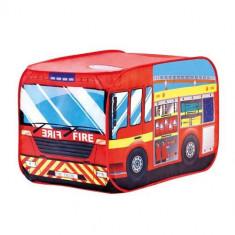 Cort Masina Pompieri - Casuta copii
