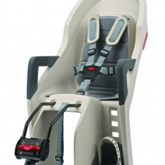 Scaun copii Polisport Guppy FFS 22kg SpatePB Cod:POL-48585 - Accesoriu Bicicleta