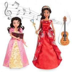 Set Papusi Elena Din Avalor Muzicala Si Isabel - Papusa Disney