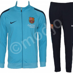 TRENING FC BARCELONA MODEL 2016 SUPER CALITATE - Trening barbati Nike, Marime: S, M, L, XL, Culoare: Albastru, Bleumarin, Poliester