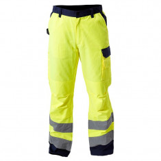 PANTALON REFLECTORIZANT PREMIUM / VERDE - XL - Pantaloni XXXL