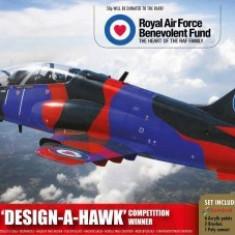 Kit Constructie Si Pictura Rafbf Hawk Design A Hawk Scheme - Set de constructie Airfix