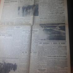 Ziarul universul 17 februarie 1942-maresalul antonescu dupa intalnirea cu hitler