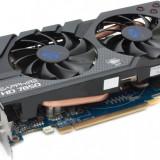 2 Placi video SAPPHIRE Radeon HD 7850 + cablu CrossFire