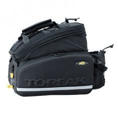 Geanta-coburi portbagaj Topeak MTX Trunk Bag Dxp, TT9648BPB Cod:TPK-66332 - Accesoriu Bicicleta