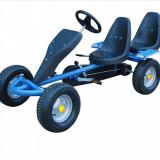 Kart pedale 2 locuri