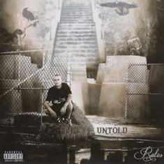 Rates - Untold ( 1 CD ) - Muzica Hip Hop