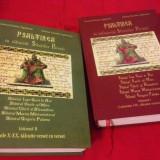 PSALTIREA ÎN TÂLCUIRILE SFINȚILOR PĂRINȚI, 2 vol.
