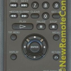 TELECOMANDA DVD SONY sony rmt-d182a SONY RMT-D182 A - Telecomanda aparatura audio