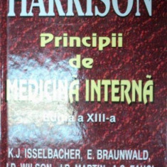PRINCIPII DE MEDICINA INTERNA-HARRISON EDITIA A 13-A 1995