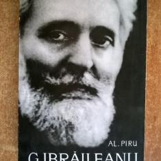Al. Piru - G. Ibraileanu {Viata si opera}
