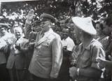 Gheorghiu Dej , 2 vizite oficiale , 2 fotografii
