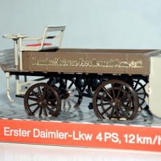Macheta de colectie 1896 Erster Daimler - lkw - 4PS, 12 km/h - Truck Plastic - Macheta auto, 1:72