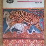 Esop * Babrios – Fabule - Carte poezie