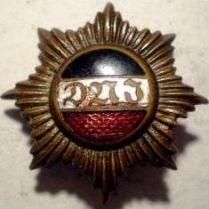 I.022 INSIGNA GERMANIA WWI DNJ POSTA GERMANA? 27mm email, Europa