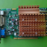Placa Video Biostar GeForce 7300GT 256MB 128biti PCI-E - DEFECTA