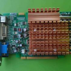 Placa Video Biostar GeForce 7300GT 256MB 128biti PCI-E - DEFECTA, PCI Express, 256 MB, nVidia