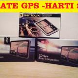 GPS Navigatii SPECIAL CAMION,GPS TIR GPS Full Europa iGO Primo TRUCK 2017