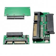 Adaptor Micro SATA la SATA 7+15 2.5 inch