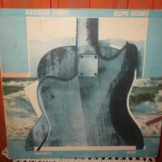 - Y- ALEXANDRU ANDRIES - DESPRE DISTANTE - DISC VINIL LP - Muzica Folk