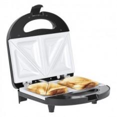 Sandwich maker cu placi ceramice, Teesa TSA3222, putere 800 W