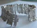 Bratara argint vintage -2101