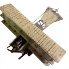 Macheta avion Triplan - Puterile Centrale - Marele Razboi scara 1:72 - Macheta Aeromodel