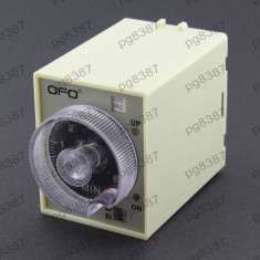 Releu temporizator, 0-10 minute, JSZ3(ST3) - 111311