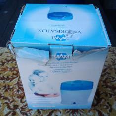 MAM, Sterilizator cu abur pentru biberoane si accesorii - Sterilizator Biberon Altele