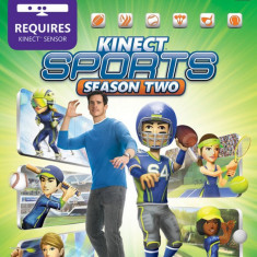 Kinect Sports season 2 / x360 - Jocuri Xbox Microsoft Game Studios