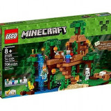 LEGO MINECRAFT Casuta din jungla 21125