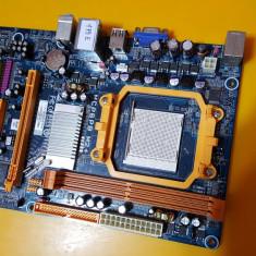 179E.Placa De Baza Biostar MCP6PB M2+ Ver 6.3, 2xDDR2, Socket AM2+, Pentru AMD, MicroATX
